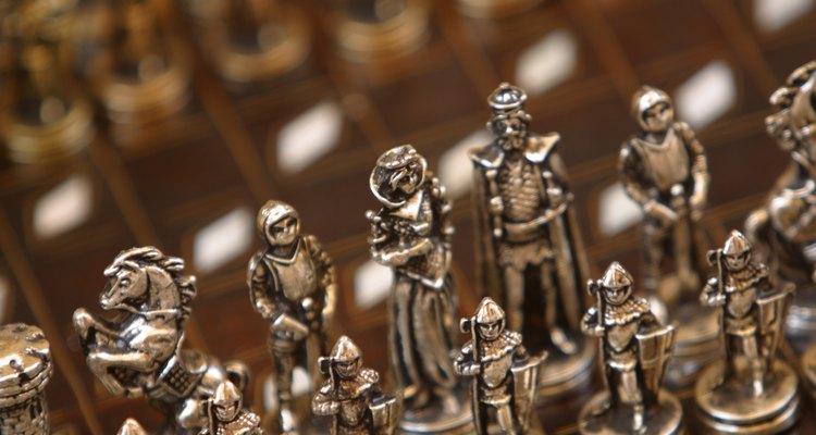 Figurinhas de estanho