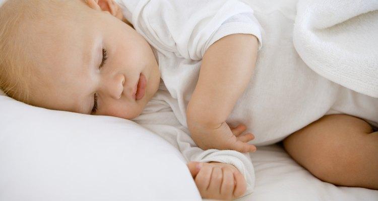 Cómo hacer para que tu bebé no se despierte para comer de noche.