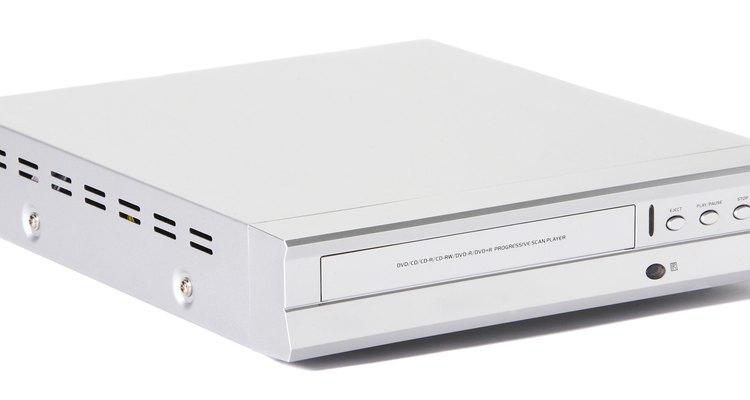 É possível usar seu DVD player sem o controle remoto