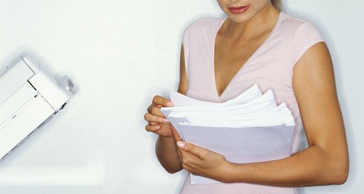 Fotocopia todos los documentos en los que esté tu firma falsificada.
