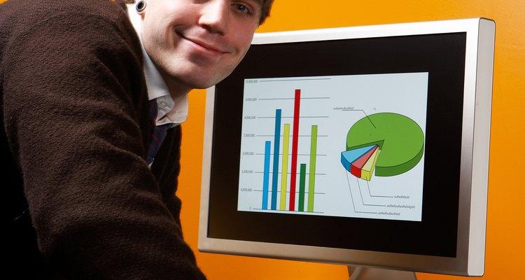 Microsoft Excel é uma ferramenta para organizar e apresentar dados