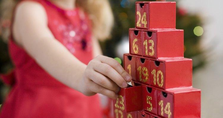 Faça adaptações de outras ideias para um calendário de contagem regressiva de aniversário