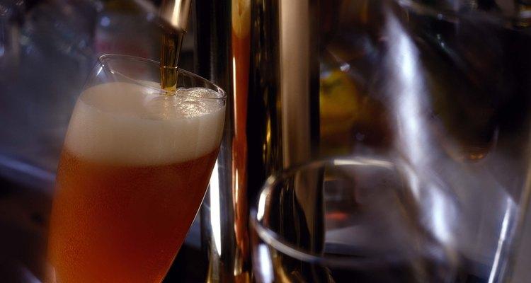 Las funciones de un barman.
