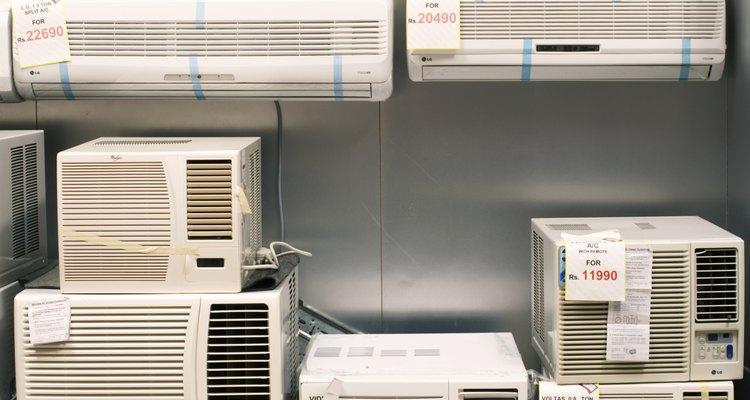 Aparelhos de ar-condicionado exigem drenar a água de tempos em tempos