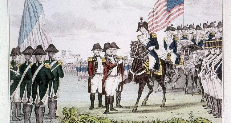La Guerra de la Independencia enfrentó al ejército británico en contra de sus propios antiguos miembros.