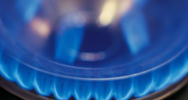 Si se bloquean los orificios de salida de gas, no conseguirás una llama.