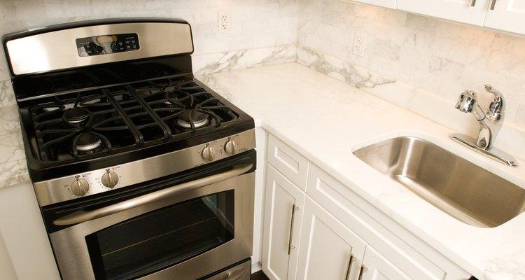 Puedes usar el horno para asar, hornear y rostizar.