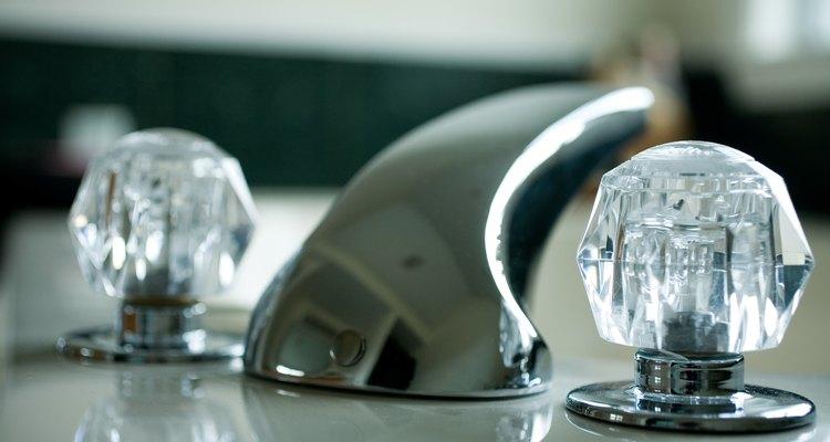 Dependendo do tipo de torneira, a decoração da sua casa pode ter um toque especial
