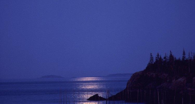 O ciclo regular da Lua é composto por quatro fases distintas