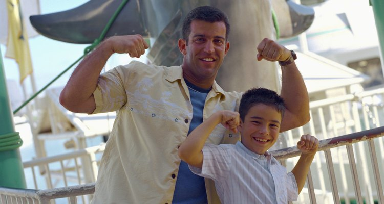Prepárate para tu primer viaje de pesca con tu hijo.