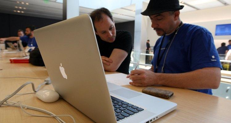 Computadores Mac devem ser configurados corretamente para a rede