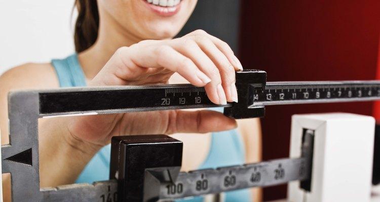 Não deixe que os números na balança enganá-lo - nem tudo é gordura