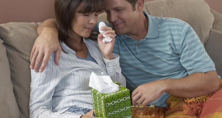 Las parejas a menudo se apoyan mutuamente.