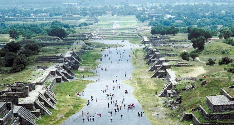 La población de Teotihuacán se desplomó misteriosamente alrededor del año 650 d. C.
