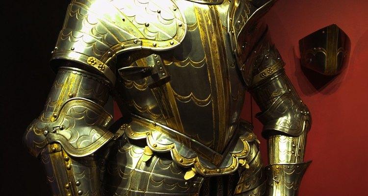 As armaduras mais bonitas eram as menos práticas