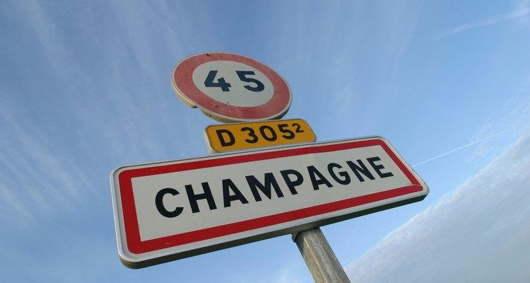 Champagne, mucho más que la champaña.