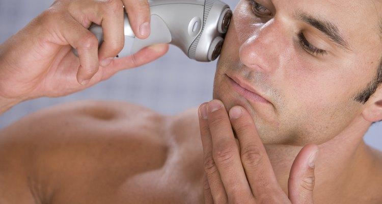 La rasuradora eléctrica ayudará a que el vello de tu rostro crezca más rápido.