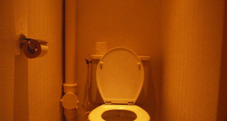 El asiento del inodoro puede combinar con el cuerpo del inodoro o el color de las paredes.