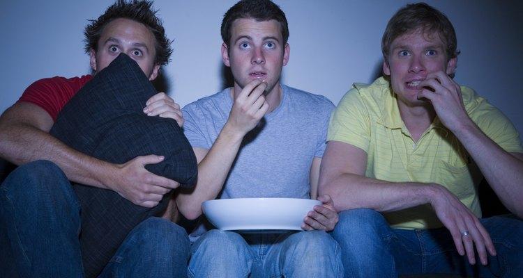 Mantén a los adolesccentes al borde de sus asientos con una noche de miedo.