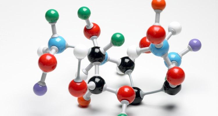 Veja as diferenças entre estas moléculas