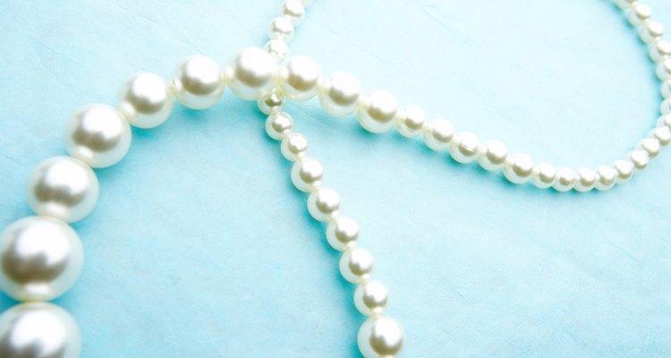 La perla es la reina de las gemas.