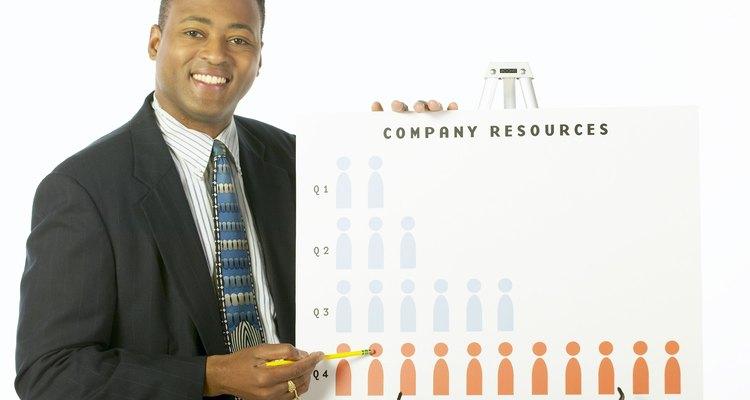 La diferencia entre un gerente de finanzas y uno de negocios podría llegar a confundirse.
