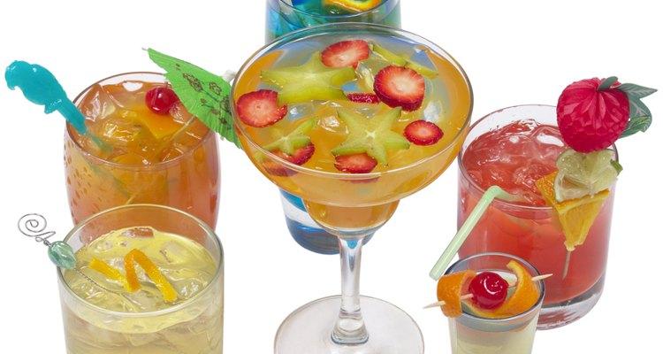 Faça deliciosos drinques com salsaparrilha