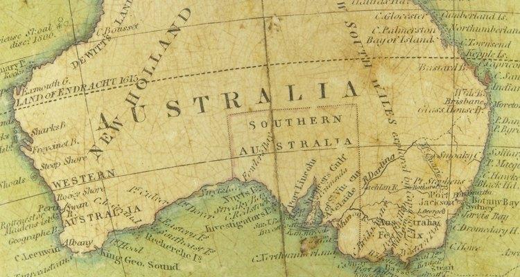 Los actores australianos son cada vez más frecuentes en las películas.