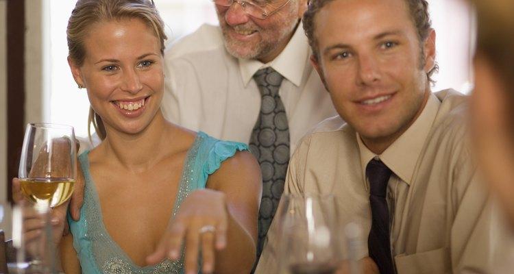 Los anillos nupciales serán un símbolo de la unión de la pareja.