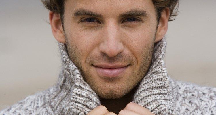 Los suéteres tejidos proveen de calor en el invierno.