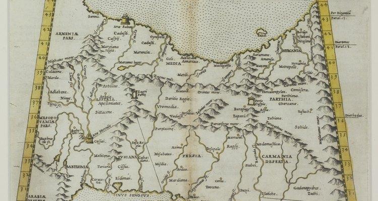 Los asirios dominaron la Masopotamia antigua.