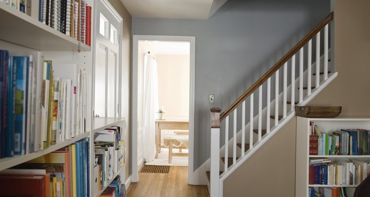 Stairwells require the use of trimmer joists.