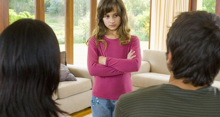 No fijar límites puede llevar a problemas de comportamiento en los niños.