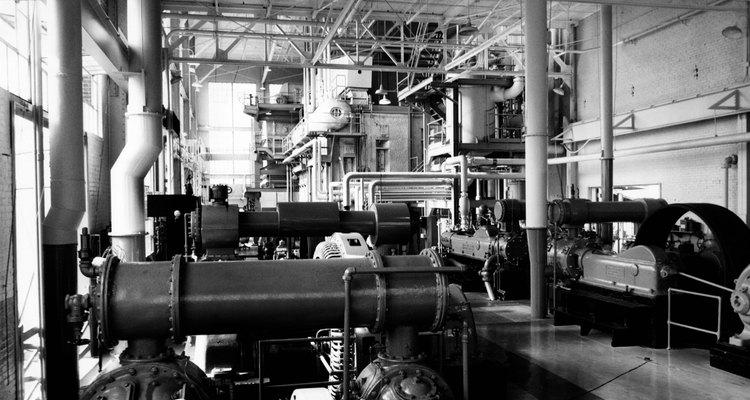 Un generador termoeléctrico convierte energía calórica en energía eléctrica.