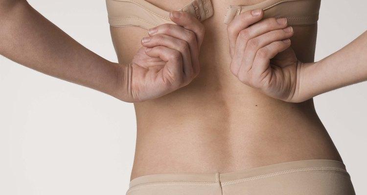 Asegúrate de que tu sostén no te ajuste muy apretado.