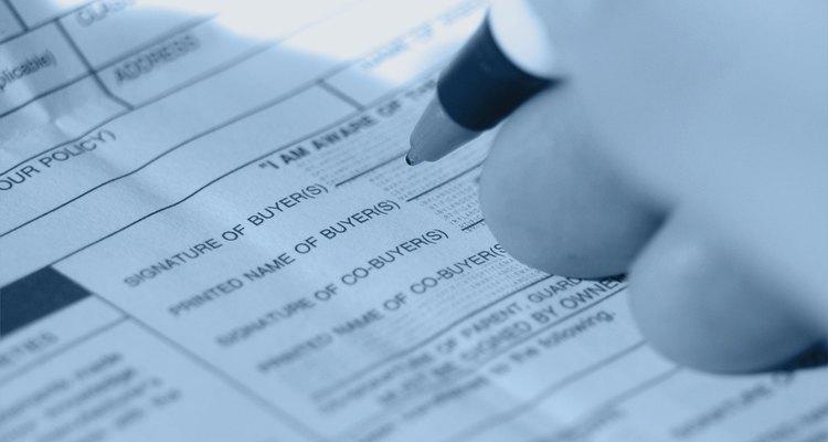 Fique atento ao preencher os formulários da operadora