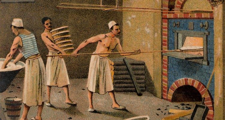 La panadería constituía una parte importante de cualquier comunidad del Renacimiento.