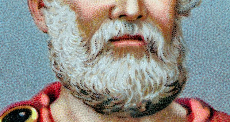 Platón utilizaba el método de dialéctica, o diálogo, para explorar sus teorías.
