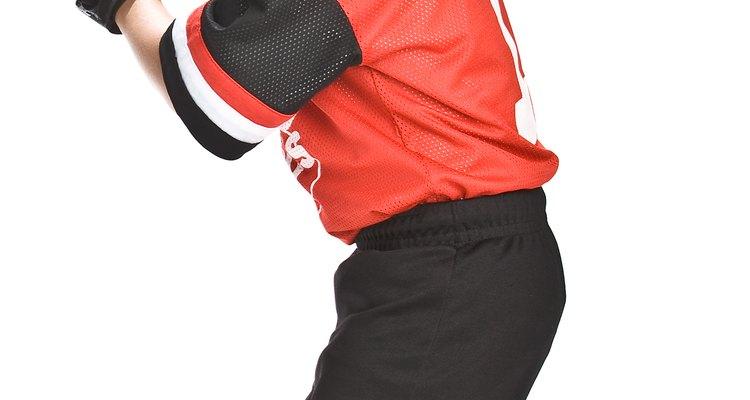 Mantén a tu hijo protegido mientras hace deporte.