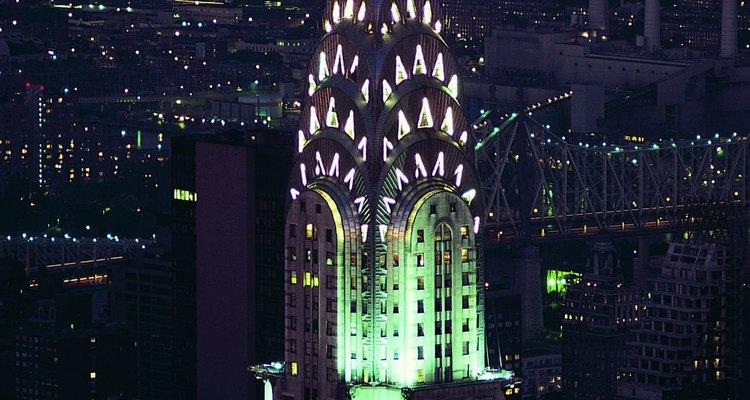 Chrysler Tower: a essência da Art Deco