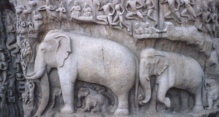 Los elefantes son considerados animales sagrados e inteligentes en todo el mundo.