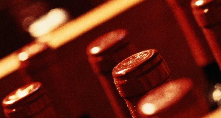 El vino francés es famoso en todo el mundo.