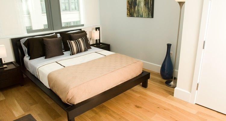 Las alturas de las camas varían en función del tipo de cama.