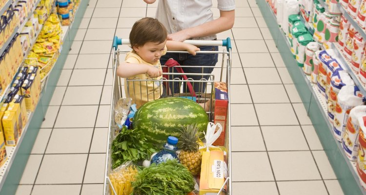 Baby food is increasingly being packaged aseptically.