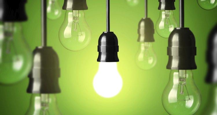 Analise bem as luzes tremeluzentes para ajudar a determinar as causas potenciais