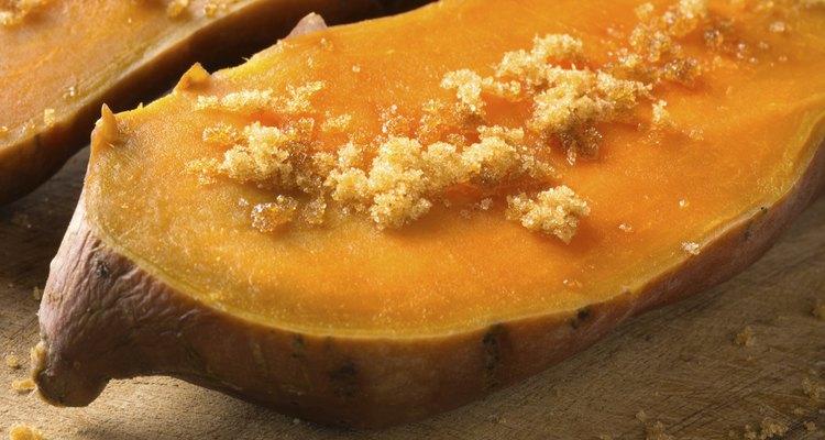 Sweet Potato and Brown Sugar