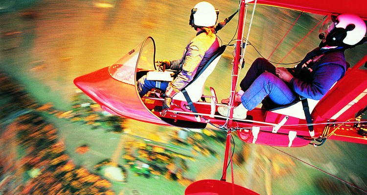 Ultralight aircraft have air speed indicators which calculate your Vne.