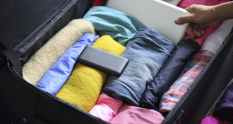 packing for a new journey