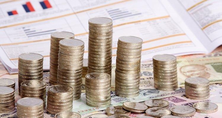 Como registrar despesas e receitas no balanço