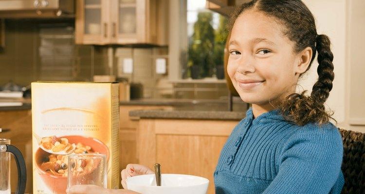 El cereal Special K puede ser un desayuno saludable.